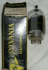 1 New in the Box Sylvania 6Jm6 Tube