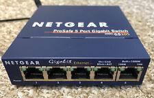 Dlink Gigabit Switch 4 Port