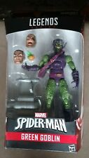 Marvel Legends Green Goblin Sandman build a figure