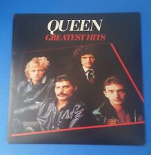 Queen. Freddie Mercury. 1-st Pressing 1981 Vinyl Record. Ultra Rare. Collectible
