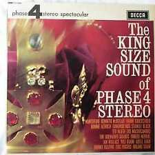 Various - The Kingsize Sound Of Phase 4 Stereo (Vinyl)
