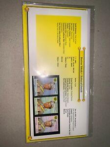Malaysia 2001 presentation pack pertabalan raja perlis  offer below price