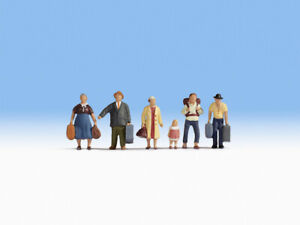 HO Scale people - 15218 - Passengers