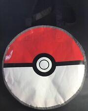 "Pokemon Pokeball Cosplay Bag Game Freak 2016 Promo Nintendo Rare 14"""