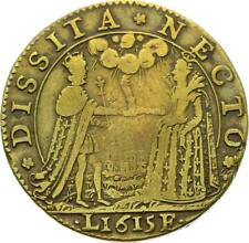 O3331 RARE R2 Jeton Louis XIII Chambre aux deniers 1615 ->Faire offre