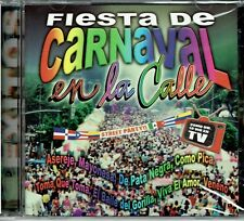 Fiesta de Carnaval en La Calle  Exitos    BRAND  NEW SEALED CD