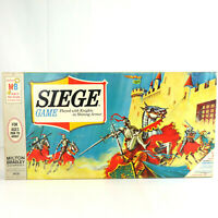 1960's Siege Board Game - Complete 1966 Vintage Strategy Game