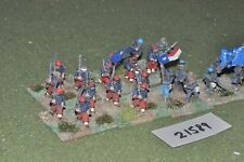 25mm ACW / union - american civil war 18 zouave infantry - inf (21589)