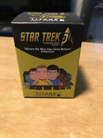 Star Trek Captain James T. Kirk Titan Vinyl Figure