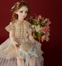[DM] Petit Dahlia clothes Illua Doll Size - Alizee Dress