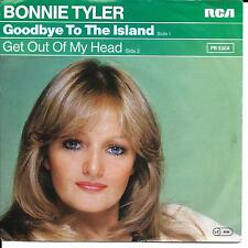 Bonnie Tyler - Goodbye To The Island/Get Out Of My Head (Vinyl-Single 1980) !!!