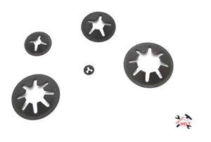Sicherungsscheiben Klemmscheiben versch. Größen von 0,8 mm bis 10 mm Quicklock®