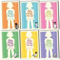 Milly Molly Mandy 6 Books Children Set Paperback Set By Joyce Lankester Brisley