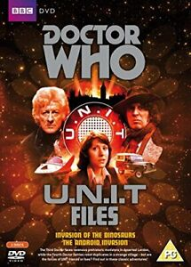 Doctor Who - U.N.I.T Files (Invasion of the Dinosaurs and the Android[Region 2]