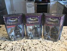 New listing (3) The Dark Knight The Joker/ Batman/ Batman Begins by Mattel Mib