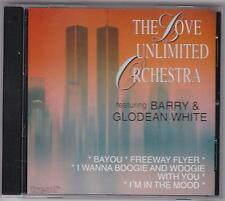 The Love Unlimited Orchestra (Feat. Barry & Goldean White) Let 'Em Dance CD