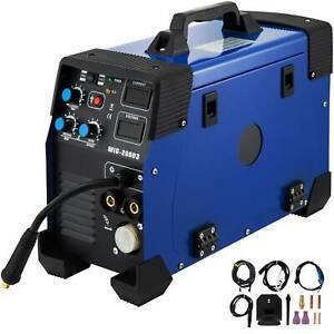 5 in 1 MIG / MAG / TIG / FLUX / MMA Inverter Welder IGBT 200Amp Combo Welding