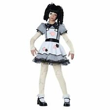 California costumes masque inclus pour femme filles Haunted Doll Small