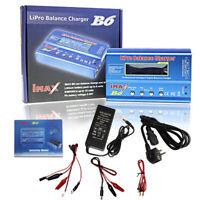 Original iMax B6+5A Ladegerät Balance Charger LiPo/NiMh Akku Netzteil Genuine