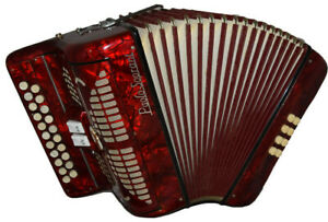 Melodeon Paolo Soprani B/C  very good condition!!!