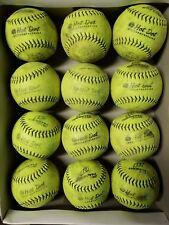 Worth Protac Hot Dot Softballs 1 dozen