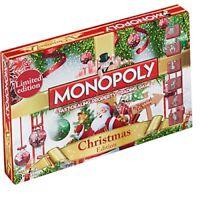 Hasbro Gaming Monopoly Christmas Edition Board Game Mono Poly Xmas Age 8+