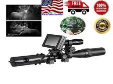 Night Vision Riflescope Hunting Scopes & Camers Optics Sight Waterproof