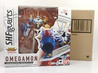 BANDAI S.H.Figuarts Digimon Adventure OMEGAMON Action Figure Shipper Box