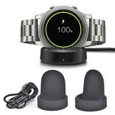 Replacements Wireless Charging Dock Cradle Charger For Gear S3 Classic/FrontieHC