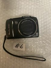Canon PowerShot Digital Camera SX110IS Camera in good working condition unitonly