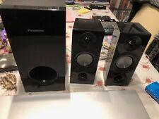 Panasonic SA-BTT200 Hi-Fi Home System - Silber