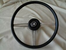 CLASSIC TRIUMPH TR5 ORIGINAL WHEEL NEW LEATHER