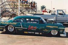 "DECALS - Bob Bunker's ""Folsom Flash"" 55 Chevy...build both ways"