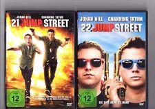 21 Jump Street / 22 Jump Street (2-DVD`s) / DVD #15686