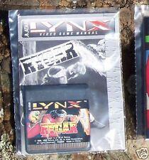 RYGAR Atari Lynx NEW Cartridge and Manual ONLY NO BOX