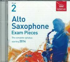 ABRSM: Alto Saxophone Exam Recordings (starting 2014) Gra... AB9590