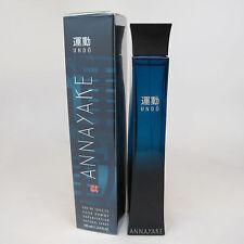 Undo von Annayake 3.4 OZ/100 ml Eau de Toilette Spray for Men NIB