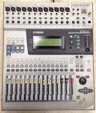 YAMAHA 01V DIGITAL MIXING CONSOLE 24 CHANNEL MIXER+OPT I/O DIGITAL MY8-TD