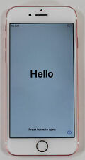 NICE Apple iPhone 7 ROSE GOLD 128GB Unlocked for All Carriers + WARRANTY!