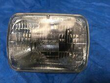 Rectangle Sealed Beam Headlamps Headlight HOLOGEN Chevrolet TRUCK w/BULBS