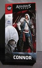 "IN-STOCK! McFarlane UBISOFT ASSASSINS CREED 7"" CONNOR Action Figure COLOR TOPS 5"
