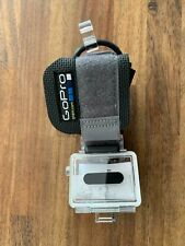 Gopro hero 3+ Official Wrist Mount - Waterproof Case Housing With Velcro Genuine