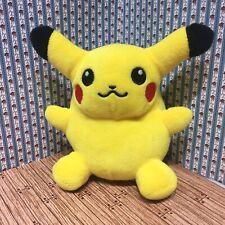 """2014 Pikachu Banpresto 5"""" Plush Stuffed Animal Pokemon Figure Toy"""