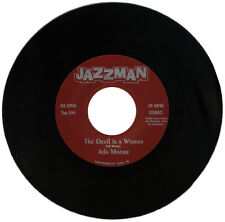 "ADA MOORE  ""THE DEVIL IS A WOMAN c/w THE DEVIL IS A WOMAN - TAKE 1""    LISTEN!"