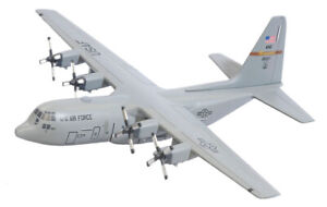 DRAGON WINGS 56299 - C-130H HERCULES 109th AIRLIFT SQUADRON - 1:400 - MINT