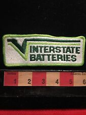 Interstate Batteries Patch -Batteries Including Car Battery HQ Dallas TX 60Z9