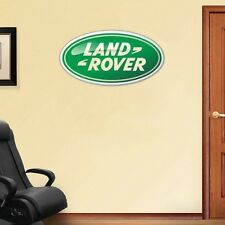 """Land Rover Racing Wall Decal Sticker 25"""" x 13"""""""