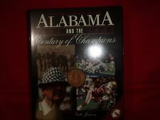 VINTAGE - ALABAMA 1892 AND THE 1992 CENTURY OF CHAMPIONS - KEITH JACKSON - 4 VHS