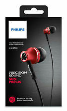 Handsfree Headset Earphones Headphone With Mic Like Philips SHE 9100 3.5mm Jack