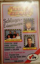 Made in Germany -  Schlager-Erinnerungen - Musikkasette MC von Vivo